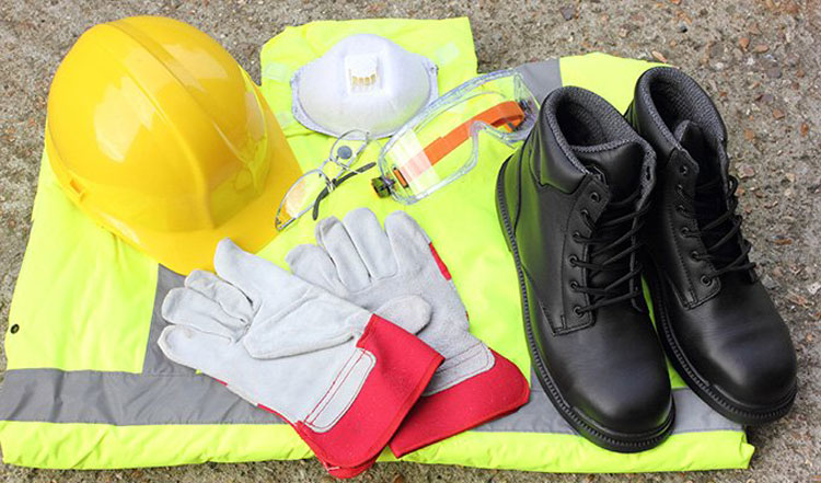 types of protective wear