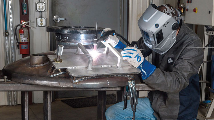applications of tig welding